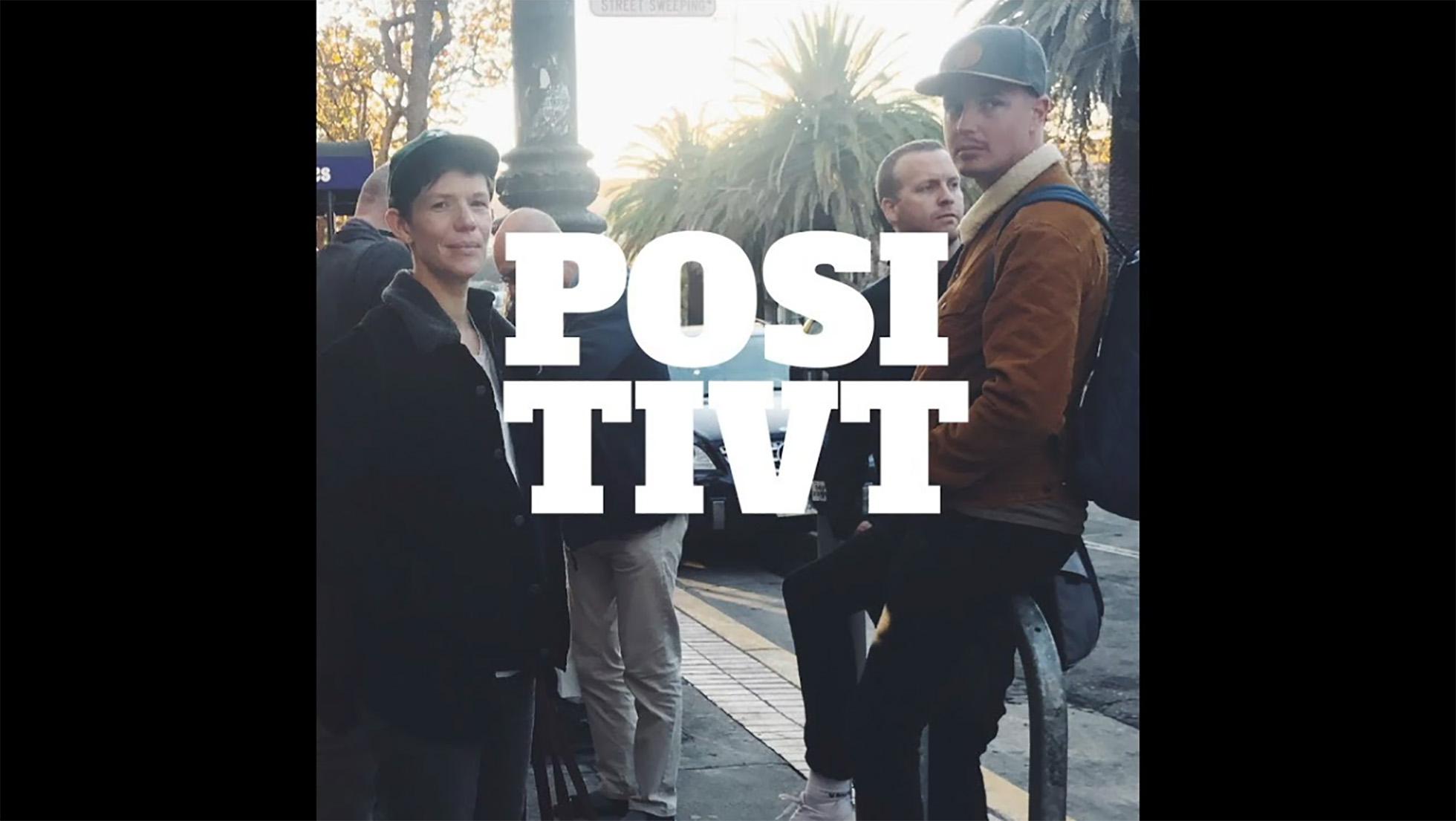 En berättelse om att leva med hiv - Nytt avsnitt av podcasten Positivt