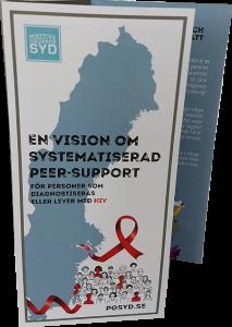 Peer-support för personer som lever med hiv